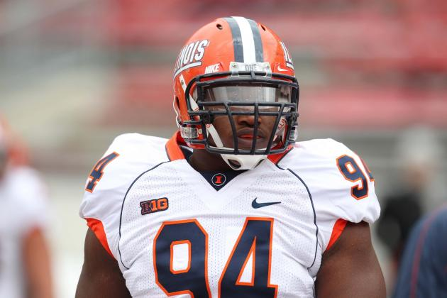 Akeem Spence Skipping Senior Season, Leaving Illini for NFL