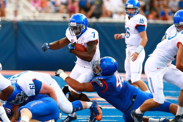 Las Vegas Bowl 2012: Boise State Stars Sure to Shine Bright Against Washington