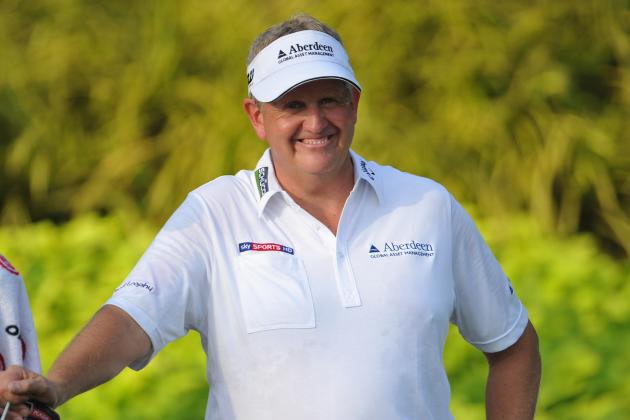 Colin Montgomerie Wants European Stars Playing Closer to Home