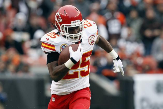 Chiefs' Charles Focused on Finishing Strong