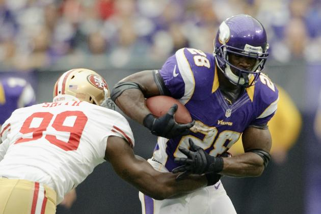 Vikings vs. Texans: Minnesota Has to Reach Back If It's Going to Move Forward