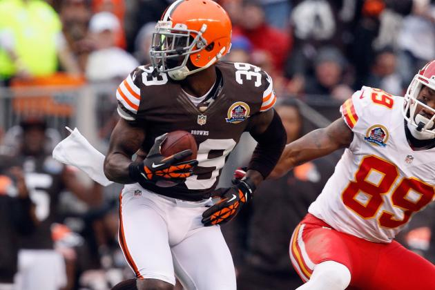 Browns Coach Pat Shurmur Rules out FS Tashaun Gipson