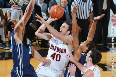 Davidson Heads to Philly to Face CAA Defending Champion Drexel