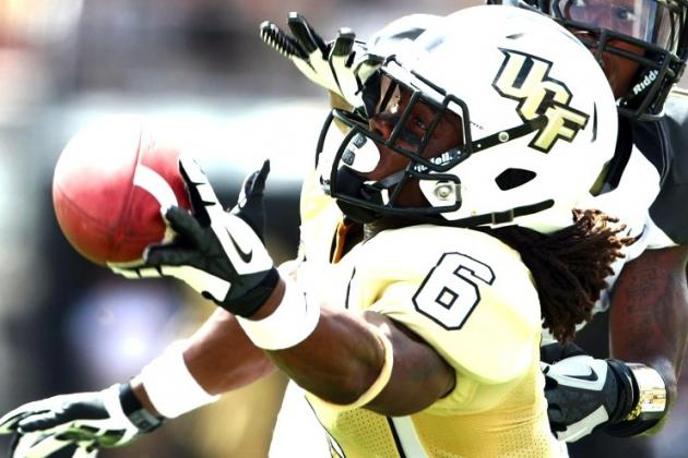 Ball State vs. UCF: Key Players to Watch in 2012 Beef 'O' Brady's Bowl