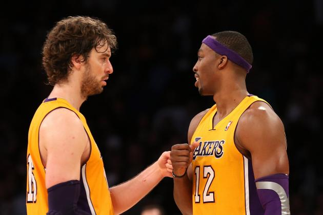 Pau Gasol's Meeting with Mike D'Antoni Will Make Life with Dwight Howard Easy