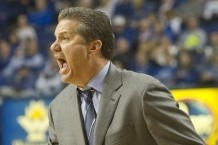 Calipari Rightfully Questions Fairness of NCAA Limiting Amount of Food