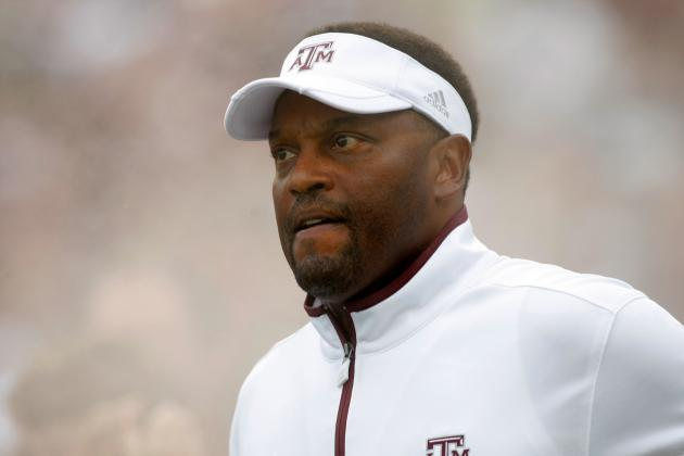 Friends Sumlin, Stoops to Meet as Rivals in Cotton Bowl