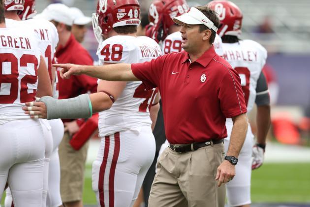 Oklahoma Football: Bob Stoops, Kevin Sumlin Share Chummy Teleconference