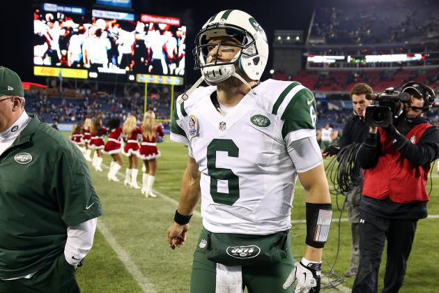 If Mark Sanchez Is Coming Back, New York Jets Must Finally Build Around Him
