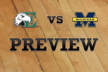 Eastern Michigan vs. Michigan: Full Game Preview