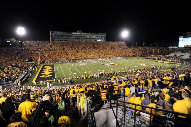 Mizzou Athletics Receives 6.4 Million Pledge