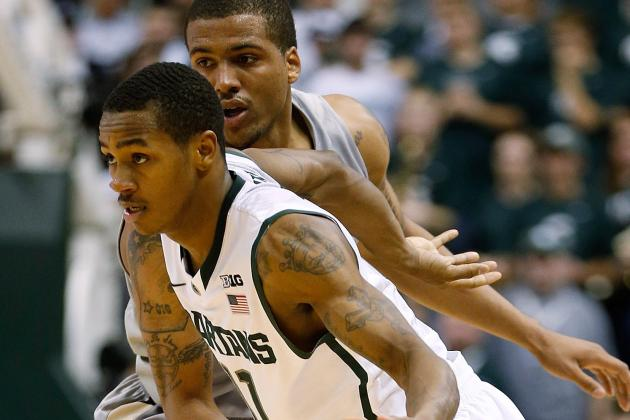 Michigan State's Keith Appling Named Bob Cousy Award Candidate