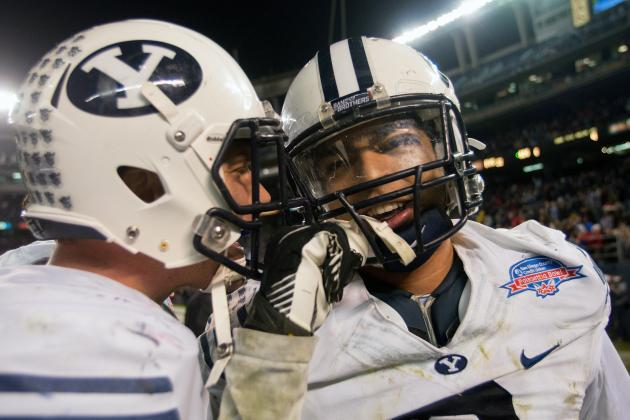 BYU Football: Cougars Should Feel Good About 2012 Season with Bowl Victory