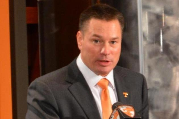 Why UT and Butch Jones Need Each Other