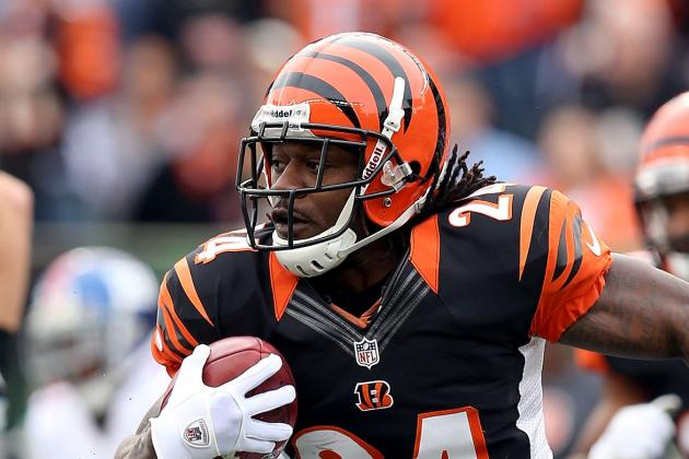 Notes: Adam Jones Questionable; Andre Smith Goes Full