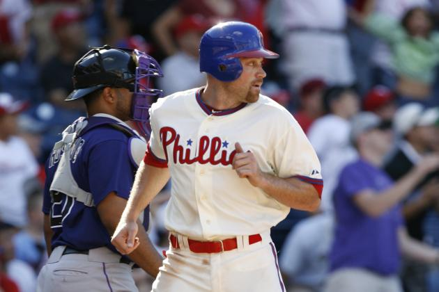Cubs Announce Deal with Outfielder Schierholtz