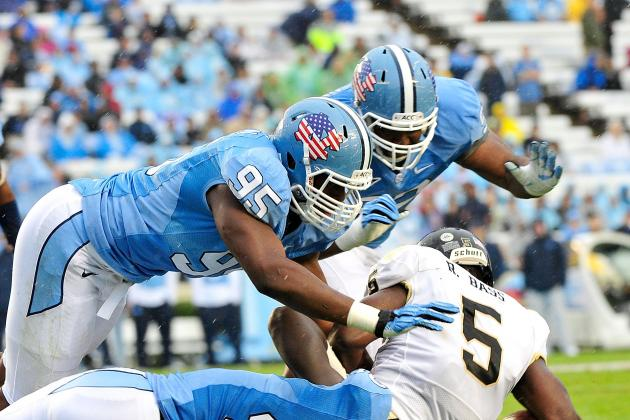 UNC Football: Is Kareem Martin Ready to Step Up?