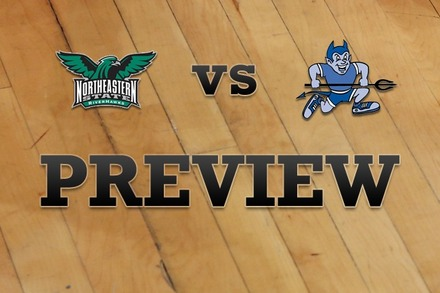 Northeastern vs. Central Connecticut State: Full Game Preview