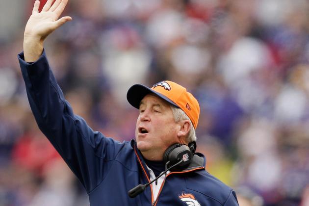 Broncos Coach John Fox Thanks His Lucky Stars Regarding Team Injuries