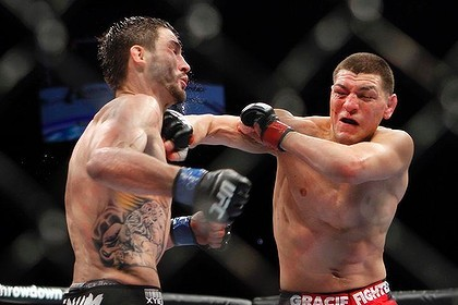 Is Carlos Condit Somewhat Responsible for Nick Diaz's title shot?