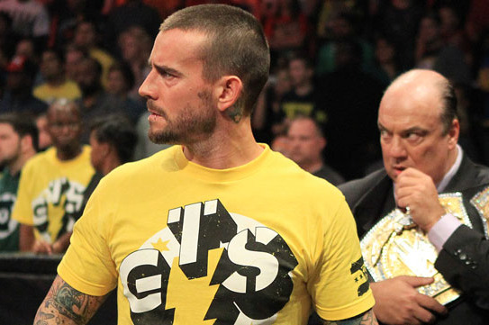 WWE News: Is a Delay in the CM Punk-Ryback Championship Match Being Considered?