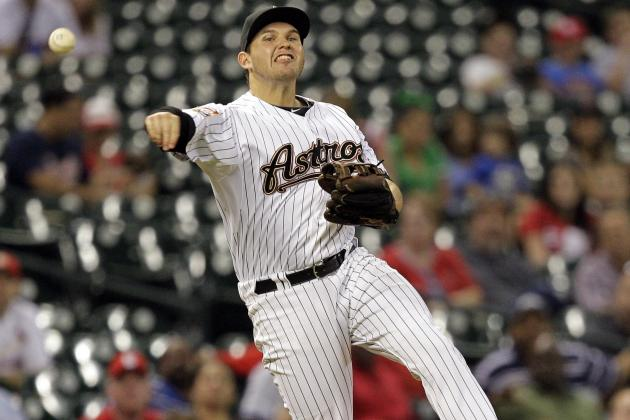 Ultimate Astros: Astros' Laird, Lin Outrighted to Triple-A OKC