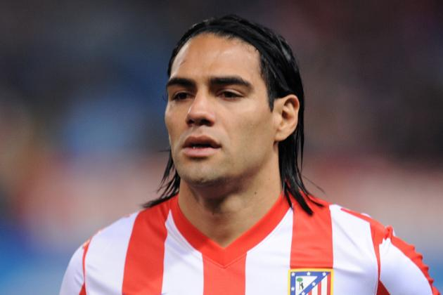 Falcao: Now We Should Talk About Barca and Atletico for La Liga