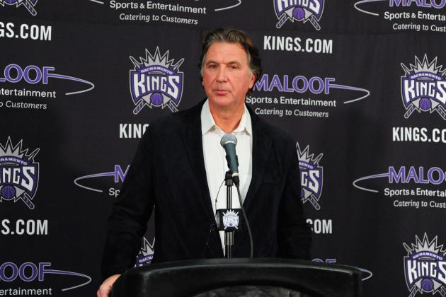 Time to Dish Sacramento Kings GM Geoff Petrie