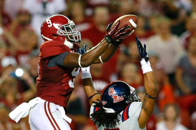 Alabama Football: Why Robert Foster, Amari Cooper Will Be Nation's Best WR Duo