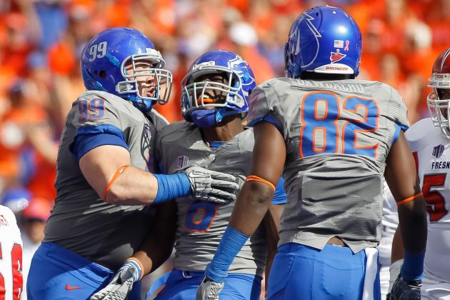 Washington vs. Boise State: Broncos' Defense Will Be Key in MAACO Bowl