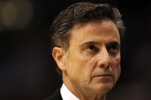 Rick Pitino Defends Costas, Rips NRA on Gun Control