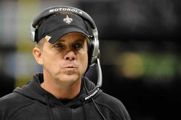 Sean Payton's Future with New Orleans Saints Still Cloudy
