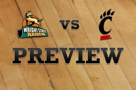 Wright State vs. Cincinnati: Full Game Preview
