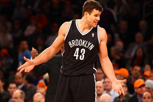 Nets' Kris Humphries Has Had It with These New York Kanye-West-Playing DJ's
