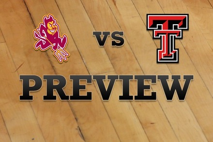 Arizona State vs. Texas Tech: Full Game Preview