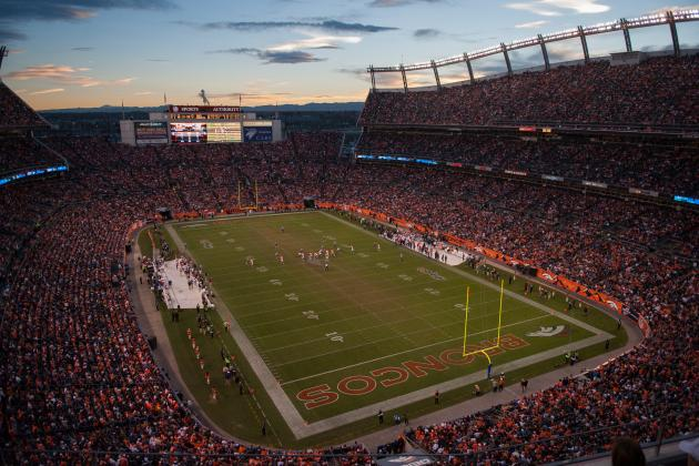 Broncos, Stadium District to Spend $30 Million on Mile High Improvements