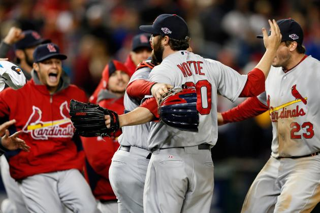 'Twas a St. Louis Cardinals' Night Before Christmas