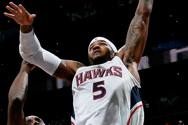 NBA Gamecast: Hawks vs. 76ers