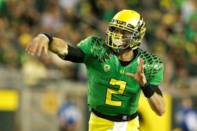 Ducks Backup QB Bryan Bennett Says He'll Be Ready If Needed in Fiesta Bowl