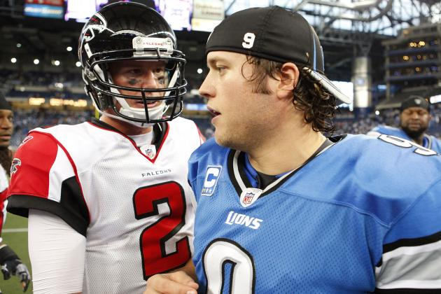 Atlanta Falcons vs. Detroit Lions: Live Score, Highlights and Analysis