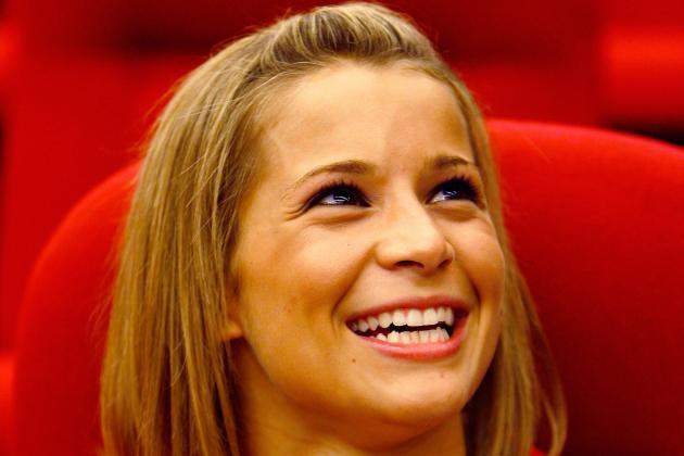 Alicia Sacramone: The Gymnast of My Dreams