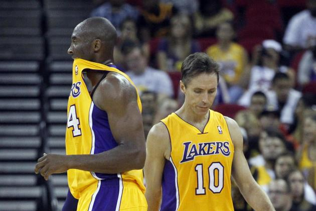 Breaking Down How Steve Nash Will Impact Kobe Bryant's Shot Selection