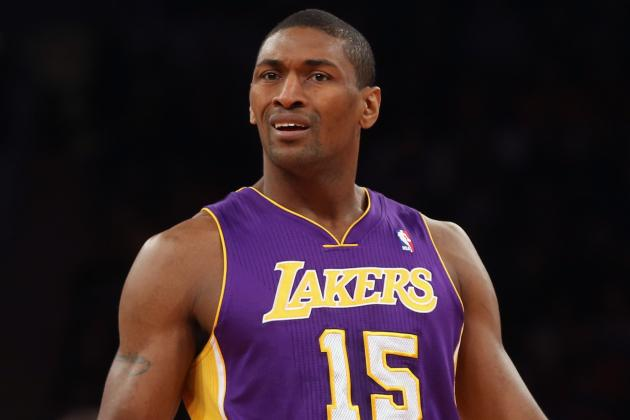 Metta World Peace Likes His New Address