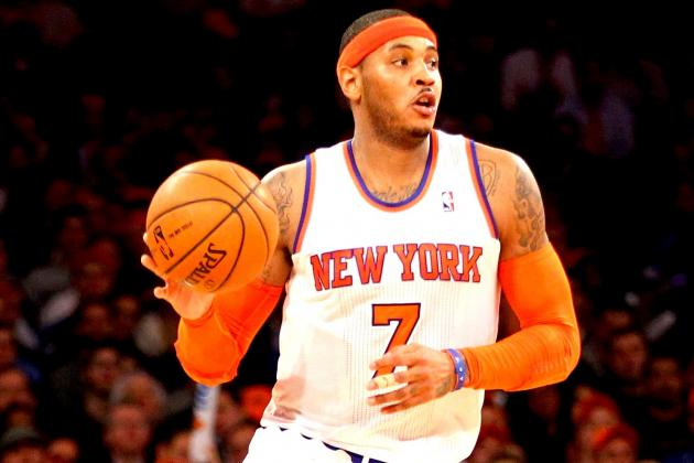 Chicago Bulls vs. New York Knicks: Live Score, Results and Game Highlights