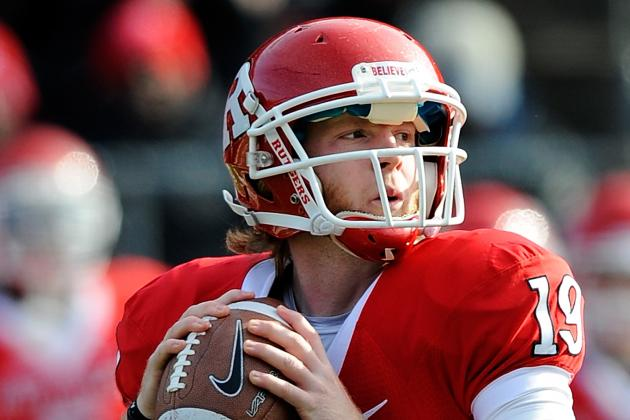 Dodd Still Preparing as If He's Rutgers' Starting QB
