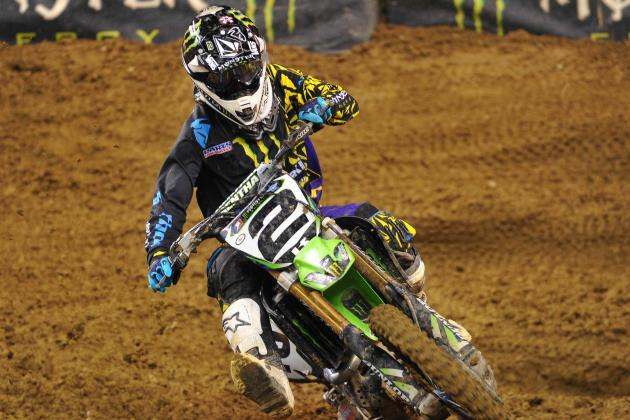 Supercross: Ryan Villopoto Looks to Continue Dominance in 2013