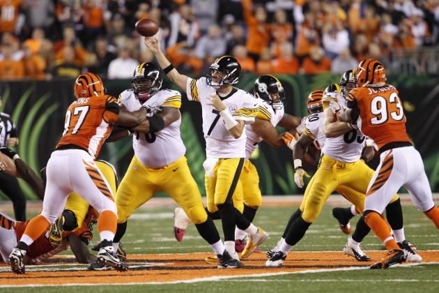 Bengals vs. Steelers: A 2-Step Game Plan to Preserve Pittsburgh's Playoff Hopes