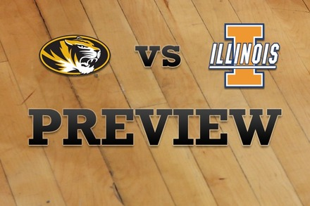 Missouri vs. Illinois: Full Game Preview