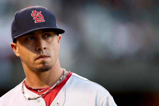 Breaking Down Kyle Lohse's Free-Agent Market with Edwin Jackson off to the Cubs