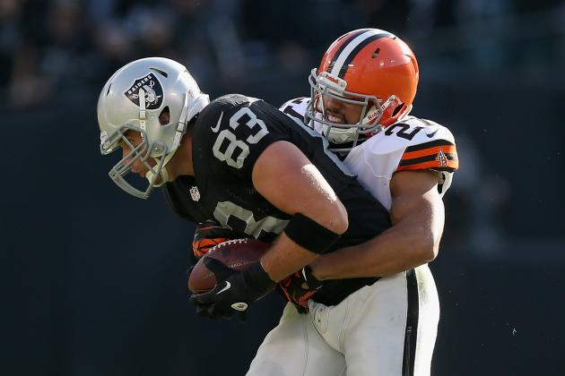 Eric Hagg Eager for Another Chance to Start at Free Safety